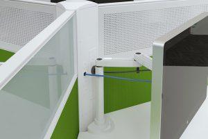 Power & Data F3 Workstations