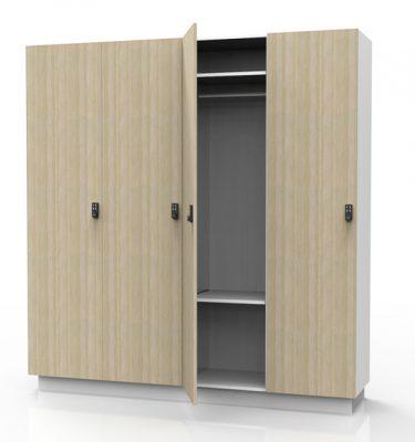 Locker Type A