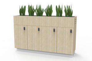 Locker Type F / Planter