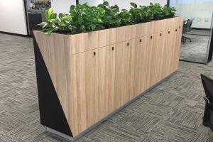 Locker Type F / Planter