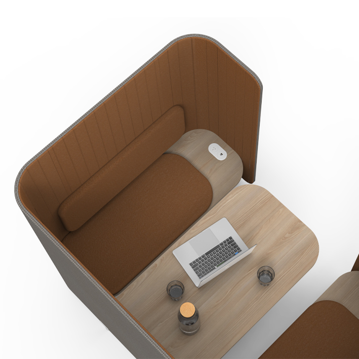 Two Seater Orio Booth